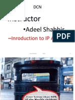 IP data networking