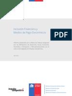 Informe Inclusión Financiera y Medios de Pago Electrónicos Abril 2013