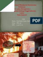 Kebakaran PPG 3A - 10