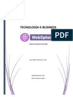 Websphere E-business Grupo 1
