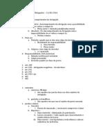 Inadimplemento das Obrigações – 21052014