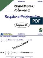 Matematica999mtm c - V1 - Semi II - 2010