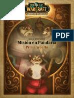 Quest for Pandaria Part 1 Es Es