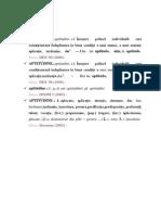 ANEXA-DEFINITII APTITUDINE