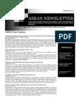 ASEAN Newsletter September 2013
