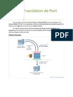 ipcop - transfert de port
