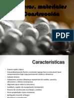 Polímeros, Materiales de Construcción