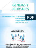 Agencias y Sucursales (1exp)