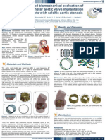 FEA-based Biomechanical Evaluation of TAV