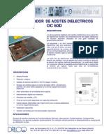 20000 Hipotronics OC60-D