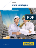 186969239 Doka Formwork Catalogue 2011