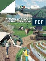 Manual de Conservacion de recursos Naturales