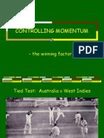 Controlling Momentum