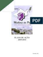PLANO DE AÇÃO 2009-2010 - PROJETO MULHERES DA PAZ - RELATÓRIO