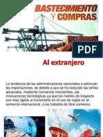 Expocicion de Compras Al Extranjero.