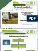 ANALISIS GRANOLUMETRICO