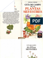 Guia de Campo de Las Plantas Silvestres - Michael Chinery