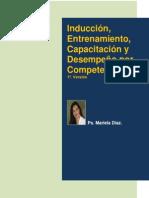 Inducción, Entrenamiento, Capacitación y Desempeño Por Competencias - Mariela Diaz