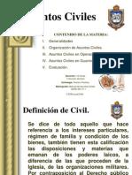Asuntos Civiles1