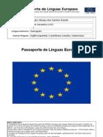 PASSAPORTE DE LÍNGUAS EUROPASS