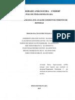 ATPS Programação Estuturada