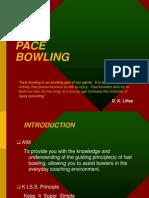 Pace Bowling