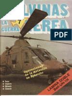 Malvinas La Guerra Aérea. Av. Del Ejército