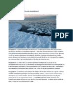 En Antarctique, Le Glacier Du Pin Recule Inexorablement-lecture Et Reponses