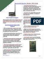 Smart Fieldmeter Digital RFP 05M Flyer