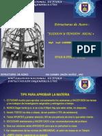 Tema 7flexion y Fuerza Axial