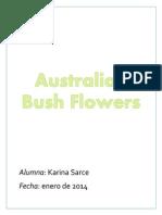 Australian Bush Flowers