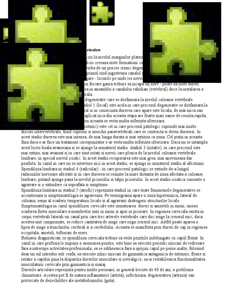 Tratamentul osteoartritei ileo-sacrale