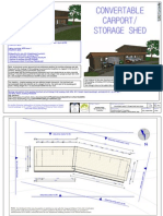 01 Sant Anselmo Carport With Storage Shed