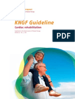 Cardiac Rehabilitation Practice Guidelines 2011