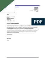 Carta Pedido Emprego