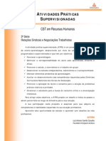 ATPS Relacoes Sindicais NegociacaoTrabalhista