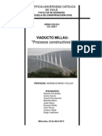 Informe - Viaducto Millau
