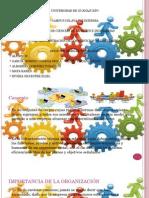 Organizacion Presentacion Equipo 5