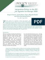 PB No 240 Carrrera Et Al on EU Labour Policy Edited (1)