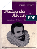 Recinos Adrian - Pedro de Alvarado