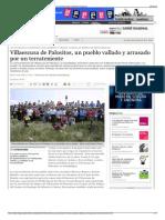Villaescusa de Palositos Un Pueblo Vallado y Arrasado Por un terrateniente