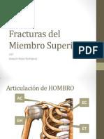 Fracturas del Miembro Superior.pptx