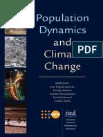 Demo Pop Dynamics Climate Change