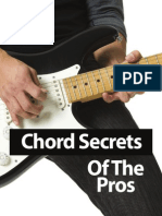 Chord Secrets of the Pros