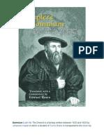 Kepler Somnium 1634 Sammanfattning