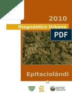67073702 Diagnostico Da Cidade de Epitaciolandia 2010