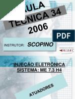 Umec 34 2006 Scopino Injecao