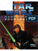Star Wars RPG d6- Dark Empire Sourcebook