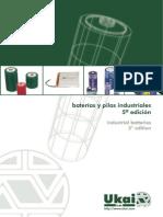 Catalogo Baterias 5 Edicion