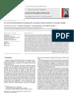 Ex-situ Bioremediation of Polycyclic Aromatic Hydrocarbons in Sewage Sludge (1)